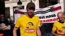 L'Insoumis François Ruffin à Pau : on voulait voir si Bayrou viendrait
