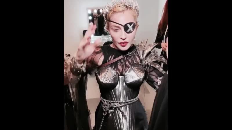 Jean-Paul Gaultier для Madonna