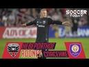 РУНИ СПАС ПУСТЫЕ ВОРОТА И ОТДАЛ АССИСТ НА ПОСЛЕДНЕЙ МИНУТЕ   D.C. United 3:2 Orlando