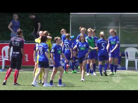 Deutsche B-Juniorinnen-Meisterschaft Halbfinale 1. FC Köln gegen FFC Turbine Potsdam