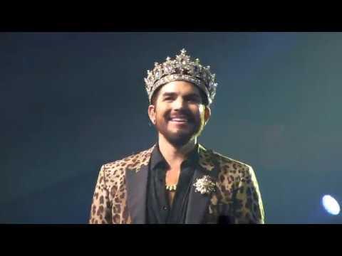 Queen Adam Lambert Finale WWRY WRTC HD LV The Crown Jewels 09-22-2018