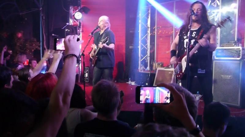 Черный Обелиск - Не говори (live 2018)