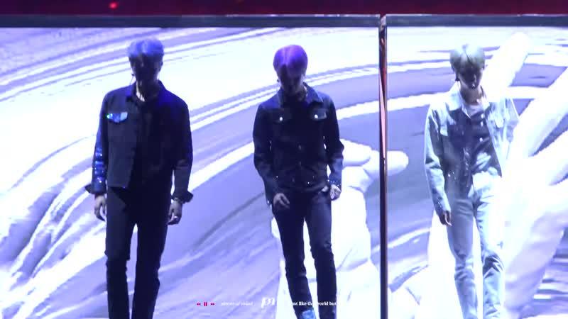 190115 BTS - FAKE LOVE @ 28th Seoul Music Awards