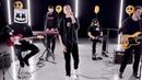 Marshmello ft Bastille Happier Stripped Music Video