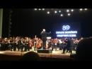 Национальный филармонический оркестр России, худ.рук. и гл.дирижер - н.а СССР В.Спиваков, И.Брамс Венгерский танец