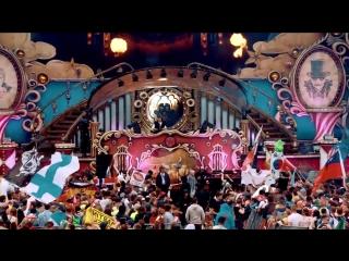Martin Solveig. Tomorrowland (Live Belgium 2017 HD)