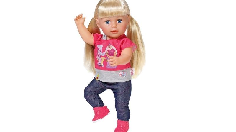 Кукла Baby Born старшая сестрёнка