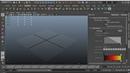 Как вызвать инструмент SplitPolygonTool в программе Autodesk Maya 2013, 2014, 2015