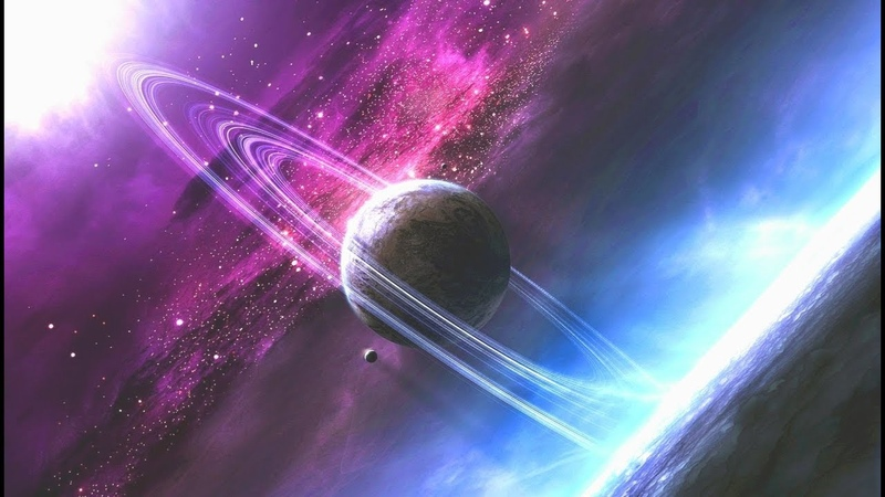 Calm Space Ambient Music | Cosmic Harmony for Stress Relief, Meditation, Yoga, Healing