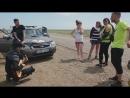 Привал по дороге в Чаган