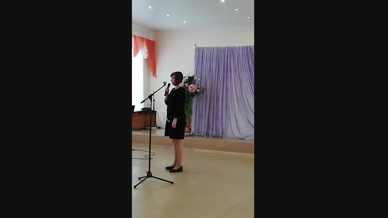 Районный конкурс стихов Героям Афганистана посвящается стихи Софии Бороухиной читает автор