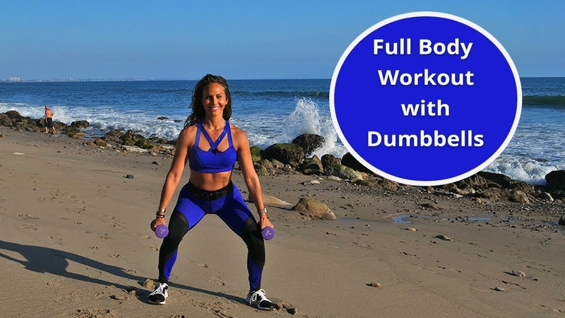 Tone Trim: Dumbbell Workout - Perform This Workout Everyday