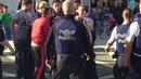 Bagarre policiers vs marocains à molenbeek (Bruxelles)