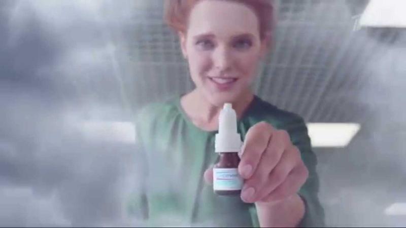 Реклама Санорин Насморк взял в заложники