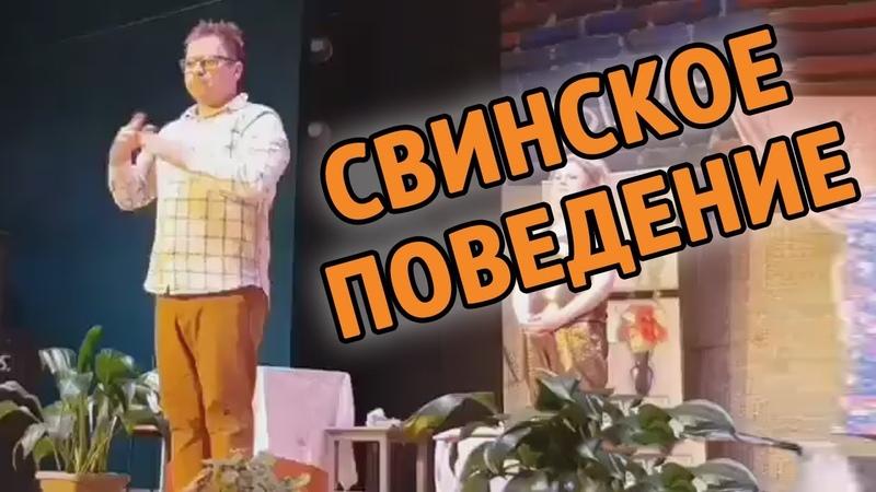 Андрей Гайдулян из сериала Универ. Назвал камчатских зрителей быдлом