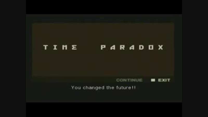 MGS 3 Secret Theater - The Beginning is the end
