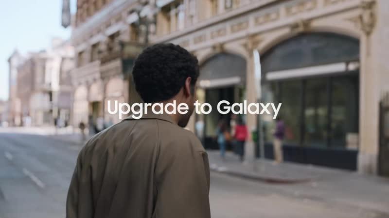 Samsung Galaxy Growing Up