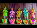 Learn Colors And Count With Five Little Teddy Bear and More Good Educational Video For Toddlers