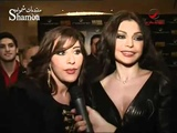 haifa wehbe and najwa karam interview