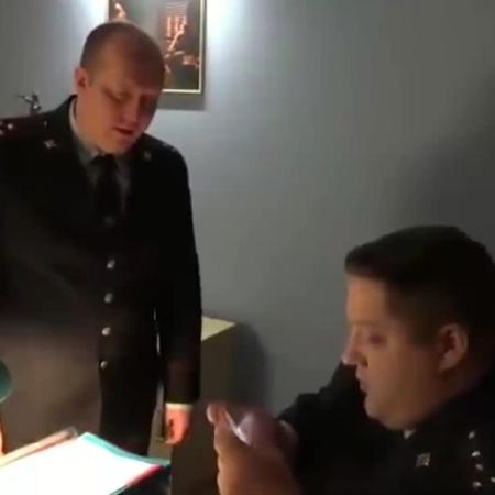 """Police Rublevka on Instagram """"Долб@еб инкубаторский😂 Понравилось видео💜 Ставь лайк Подпишись на нас @police_izmailov что бы не пропустить новые..."""