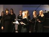 Святочный концерт хора