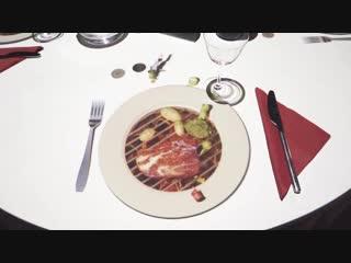 Le Petit Chef - нaстоящее шоу из рядового обеда в ресторане