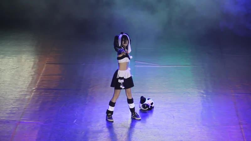 016 Nicky - Love Live! School Idol Project - Nico Yazawa (Panda)