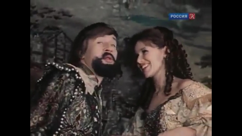 Супружество - блаженство! (Песня Синей Бороды и его жены). Из фильма Сказки старого волшебника.1984г.