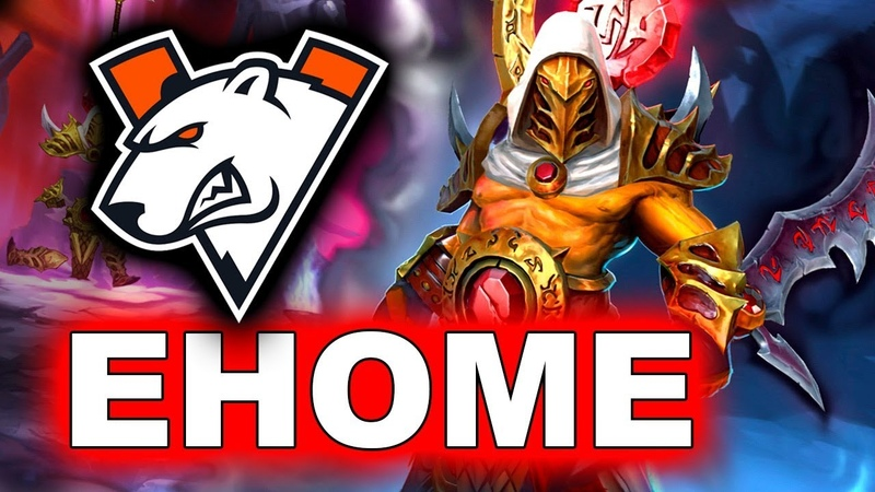 VP vs EHOME - MAJOR vs MINOR CHAMPIONS! - CHONGQING MAJOR DOTA 2
