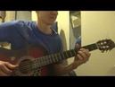 Skibidi (guitar cover)