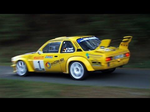 Best of 5. ADAC Reifen Ritter Rallye Hinterland 2016 - by Rallyeszene.de