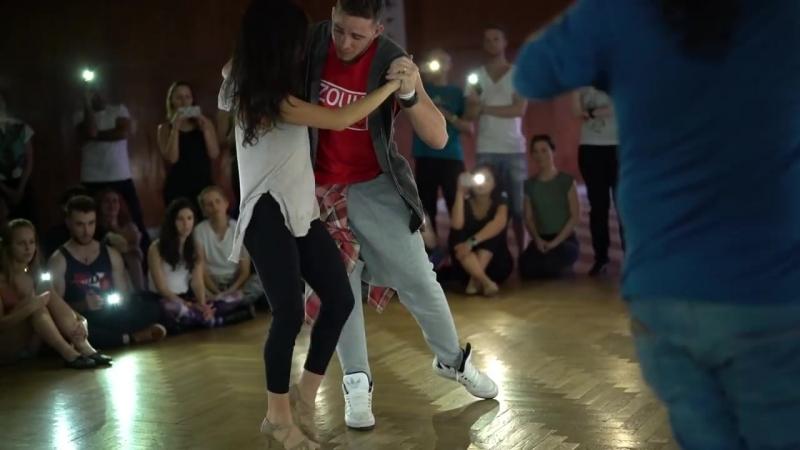 Beautiful Dance! Firestone (Kygo, Conrad Sewell) - Bruno Brenda, Prague Zouk Congress 2017