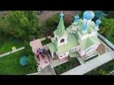 Храм святого благоверного князя Александра Невского (город Иланский, сентябрь 2018)