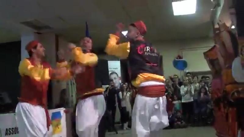 Берберский народный танец Кабиль Алжир