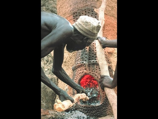 Black Hephaistos exploring culture and science in African iron working 1995 48 mins