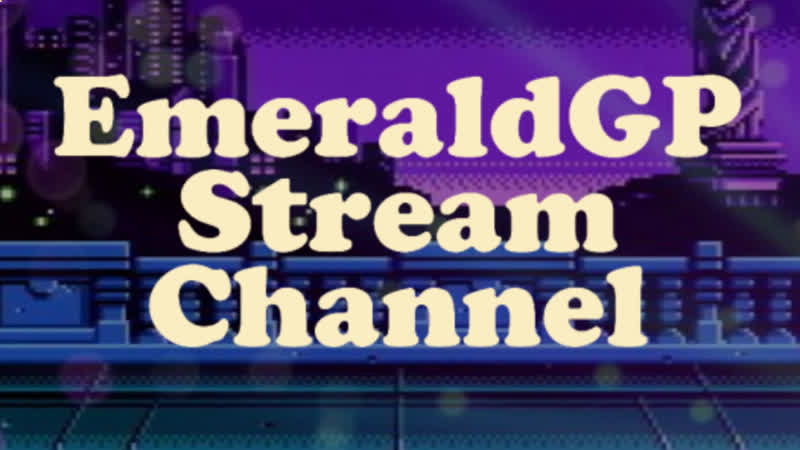 Twitch.tv/EmeraldGP1 : EmeraldGP Sega Dendy Snes