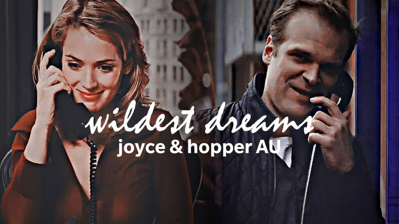 Joyce hopper AU | wildest dreams [for diana and taylor]