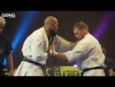 Tournoi Kyokushin Paris Bercy - finale : Navarro vs Uvitckii