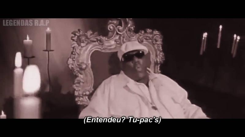 Jay-Z ft. Notorious B.I.G. - Brooklyn's Finest (Legendado) ® ☠