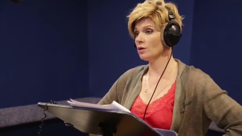 Анна Ардова озвучивает Мисс Катарину в мультфильме «Гурвинек. Волшебная игра»