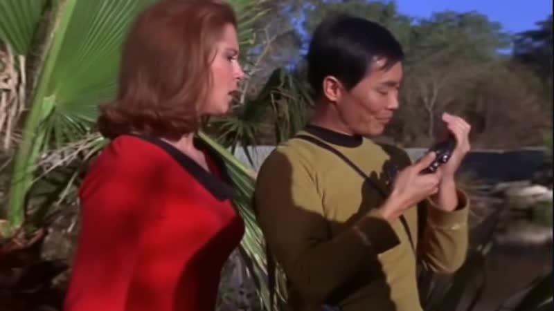 Звёздный путь сезон 1 серия 15 Увольнение на берег