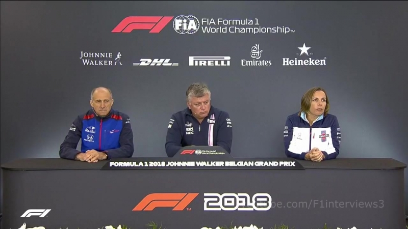 2018 Belgium - Senior Team Personnel press conference - Part 2