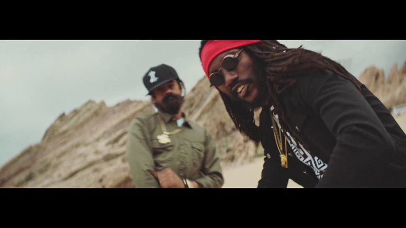 Kabaka Pyramid ft. Damian Jr. Gong Marley - Kontraband [Official Video]