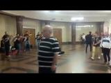 Регина Тодоренко и Art Music Brass Band в метро