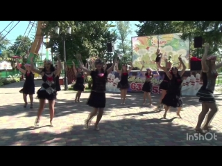Gilda «No me arrepiento de este amor» ансамбль «В Мире Танца»