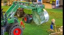 RC tractors EXTREME! Mind blowing REAL WORKING farming machines!