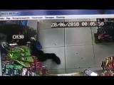 Попытка ограбления в Чите