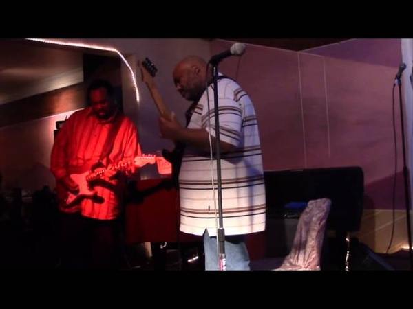 Glenn D Brown CL Scipio At The Seabird Jazz Lounge 2014