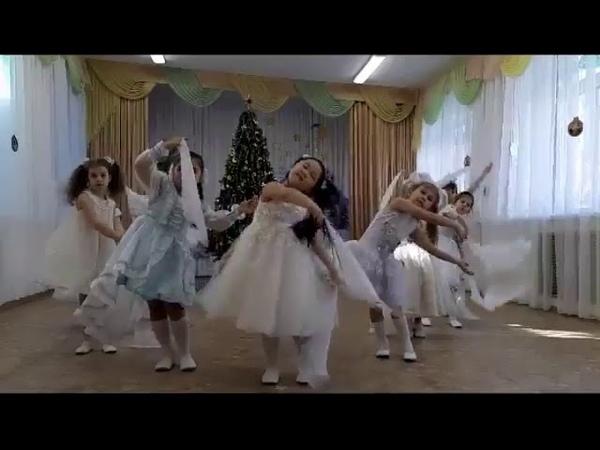 64 Родничок-2019 - Детский сад № 44 г. Владивостока - Снежинки