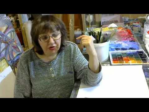 Уроки живописи - рисовать легко! Наталья Баженова